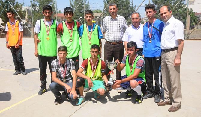 İMKB Lisesi'nde Futsalda Heyecan 1