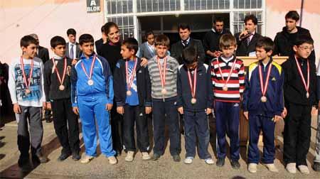 Öğrenciler Arası Futbol Turnuvası 1