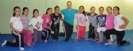 Midyatlı Çocuklara Modern Dans Eğitimi 1