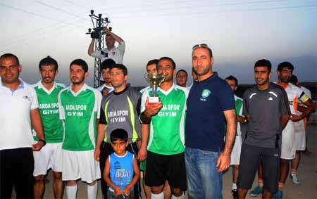 Migiad Futbol Turnuvasında Ayınvert Şampiyon 1