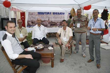 Midyat Belediyesi İZMİR fuarına katıldı 1