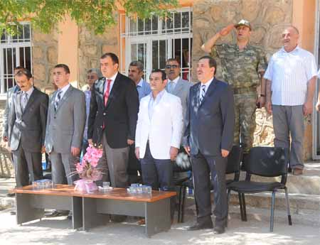 Midyat'ta Yeni Eğitim Yılı Töreni 1