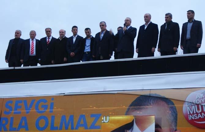 Nasıroğlu'na Milletvekili Desteği 1