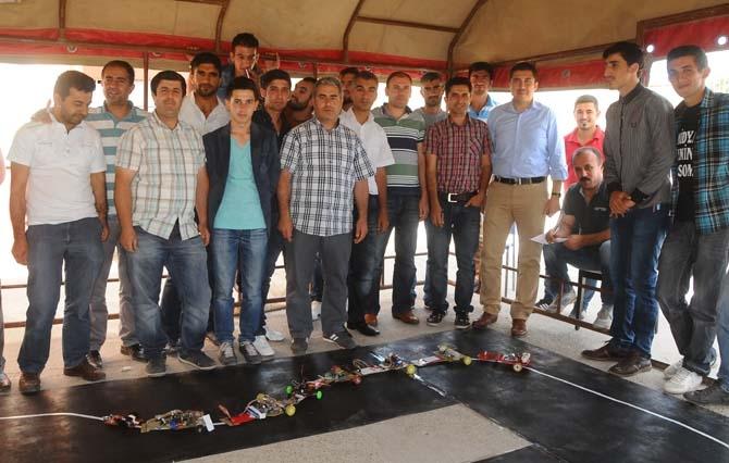 Midyat'ın Dahi Öğrencileri Yarıştı 1