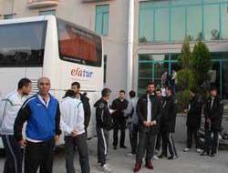 Denizlispor'a maçtan önce haciz şoku