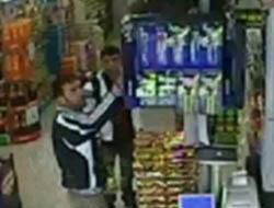 Marketten hırsızlık yaparken suçüstü yakalandı!