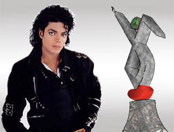 Midyat'ta Michael Jackson için anıt dikecekler