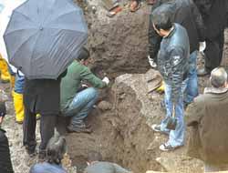 Diyarbakır'daki kazılarda 3 kafatası daha bulundu