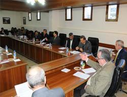 Midyat Belediye Meclis Toplantısı Yapıldı