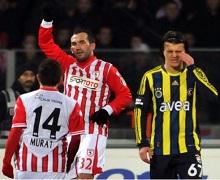 Gekas, Fenerbahçe'ye yetti
