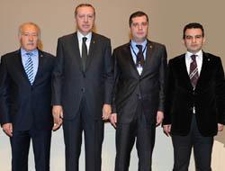 Başbakan Erdoğan, Çelebi'yi Tebrik Etti