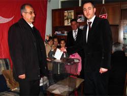 Midyat MHP Kongresi Yapıldı