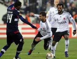 Beşiktaş 0 - Braga 1