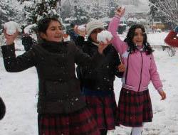 Midyat'ta Eğitime Kar Engeli