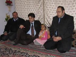 Midyat'taki Hükümlü Ailelerine Destek