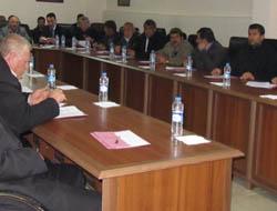 Midyat Belediye Meclisi Mart Ayı Toplantısı
