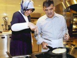 Gül'den Arap dergisine mülakat