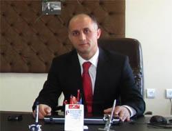 Midyat'a Yeni Özel İdare Müdürü