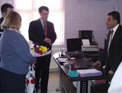 Büyükelçi'den Midyat'a Ziyaret