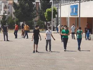 Midyat'ta LGS Sınavı Heyecanı