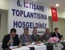 Midyat'ta Yapı Denetim Firmalarıyla Toplantı