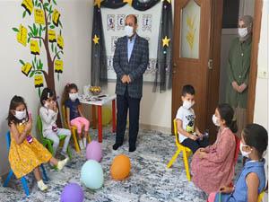 Okul Öncesi Kuran Kursları Açıldı