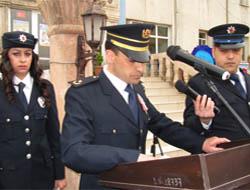 Midyat'ta 10 Nisan Polis Günü Kutlandı