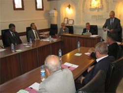 Belediye Nisan Ayı Meclis Toplantısı