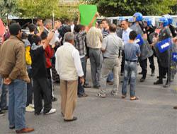 Yürümek İsteyen BDP'li Gruba Müdahale
