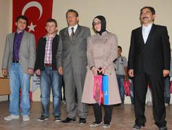 Midyat'ta Öğrenciler Arasında Siyer Sınavı Yapıldı