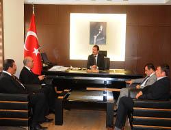 AK Parti'li Akdağ, Midyat'ın Sorunlarını Dinledi