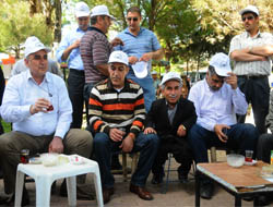 Midyat Belediyesi'nde 1 Mayıs Kutlaması
