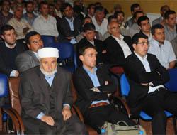 Adalet ve Hürriyet Konulu Konferans