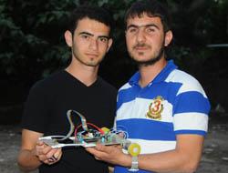 Midyatlı Öğrenciler Robot Geliştirdi