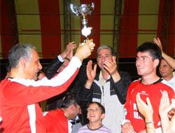 Futbol Turnuvasında Cezaevi Şampiyon Oldu