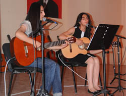 Midyat'ta Öğrencilerden muhteşem konser