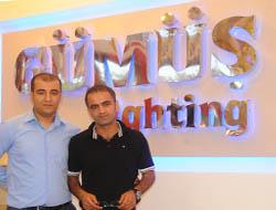 Midyat'ta Avize Mağazası Törenle Açıldı