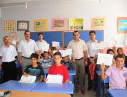 Midyat'taki Okullarda Ziller Tatil İçin Çaldı