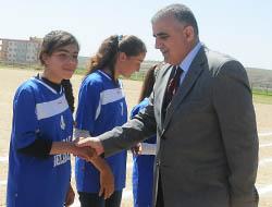 Midyat Belediyesi Futbol Turnuva Başladı