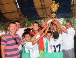 İlköğretim okulları arası futbol turnuvası