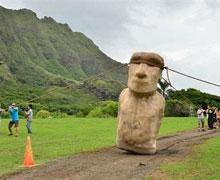 Bu heykelin ağırlığı 90 ton