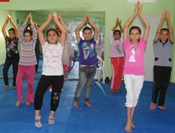 Midyatlı Çocuklara Modern Dans Eğitimi