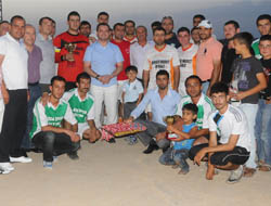 MİGİAD Futbol Turnuvasında Ayınvert Şampiyon