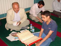 Midyat'ta Yaz Kur'an Kursları Başladı