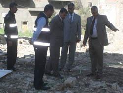 Midyat'ta Tarihi Camiler Restore Ediliyor