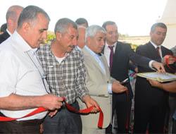 Görkemli Cami Dualarla İbadete Açıldı