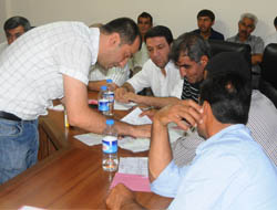 Midyat Belediyesi Temmuz Ayı Meclis Toplantısı