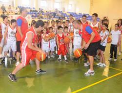 ABD'li Antrenörlerden Basketbol Eğitimi
