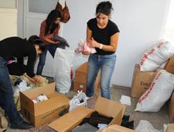 Eğitim-Sen'den Deprem Bölgesine Yardım