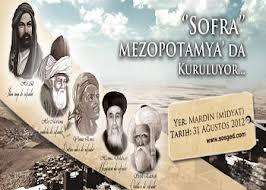 Midyat'ta Barış Ve Hoşgörü Sofrası